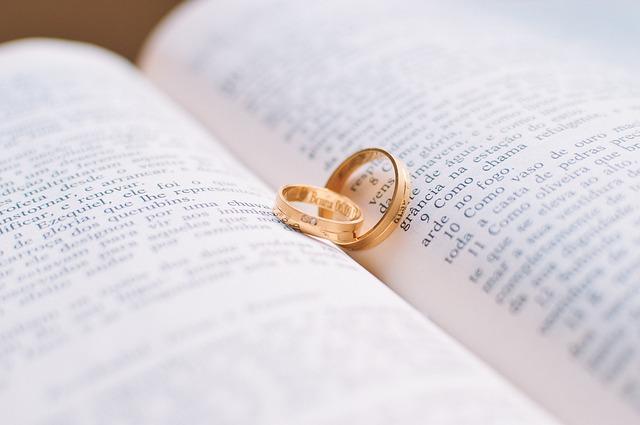 Hochzeitssprüche und Rede
